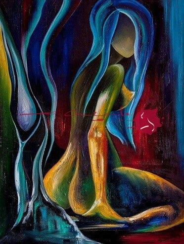 Obra de la artista Laura Gonzalo